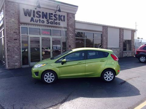 2011 Ford Fiesta for sale in Green Bay, WI