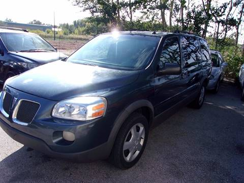 2005 Pontiac Montana SV6 for sale in Green Bay, WI