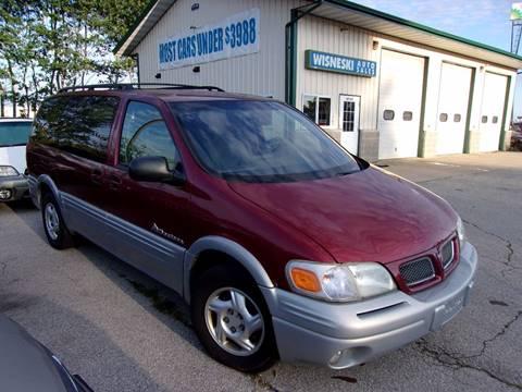 2000 Pontiac Montana for sale in Green Bay, WI