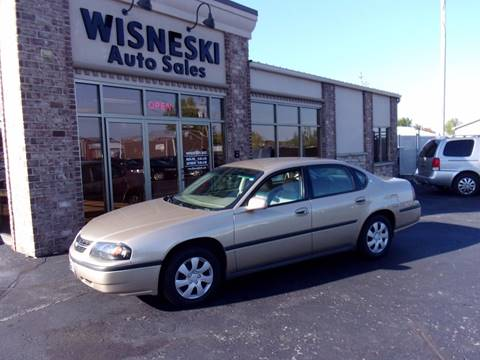 2005 Chevrolet Impala for sale in Green Bay, WI