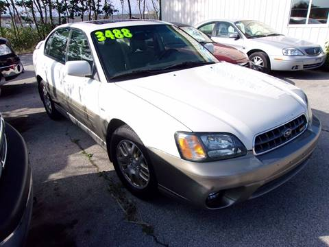 2003 Subaru Outback for sale in Green Bay, WI