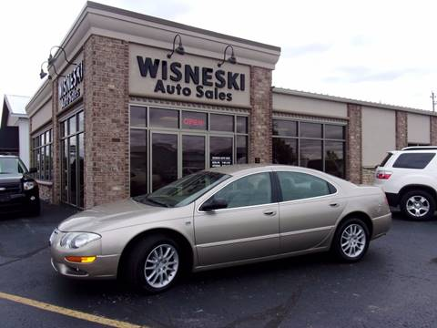 2002 Chrysler 300M for sale in Green Bay, WI