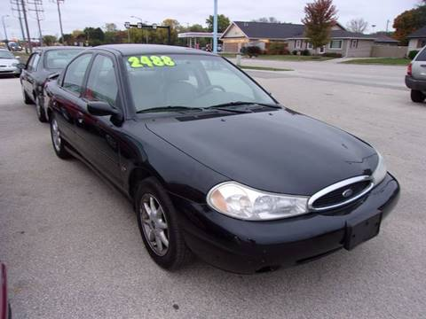 1999 Ford Contour for sale in Green Bay, WI