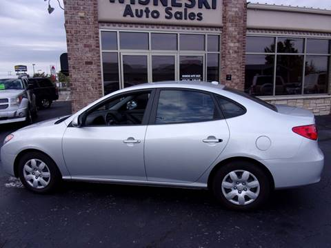 2008 Hyundai Elantra for sale in Green Bay, WI