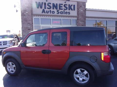 2003 Honda Element for sale in Green Bay, WI