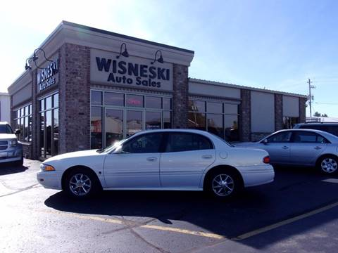 2004 Buick LeSabre for sale at Wisneski Auto - Packerland Dr. in Green Bay WI