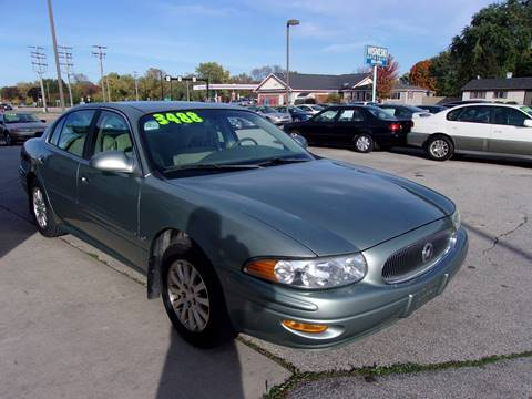 2005 Buick LeSabre for sale at Wisneski Auto - Taylor St. in Green Bay WI