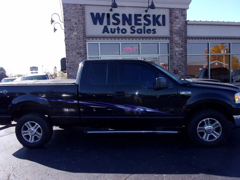 2006 Ford F-150 for sale at Wisneski Auto - Packerland Dr. in Green Bay WI