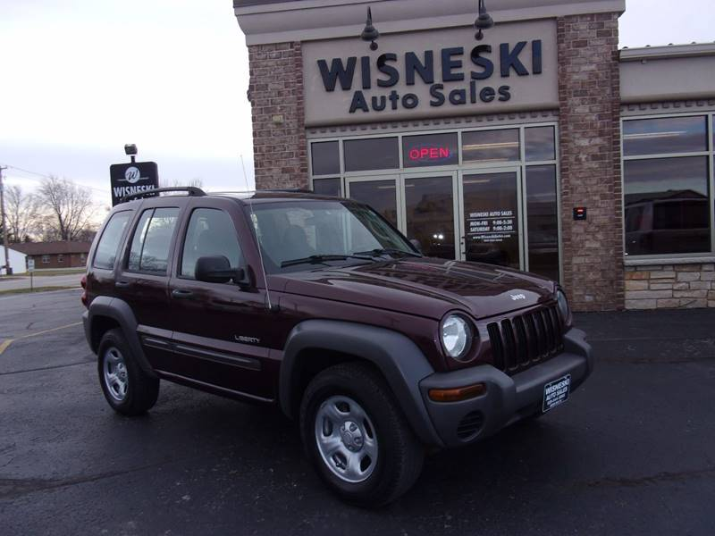 Jeep Liberty Green Free Cars Images
