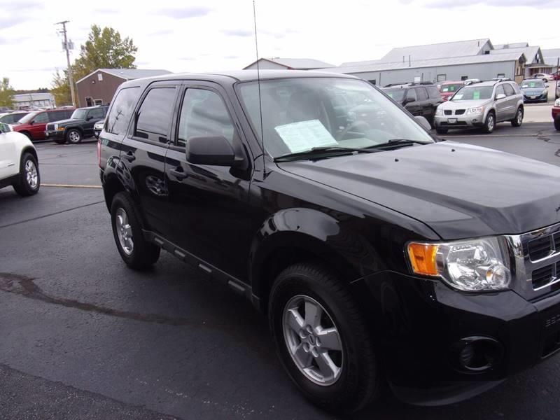2010 Ford Escape Xls In Green Bay Wi Wisneski Auto Sales Inc