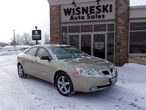 2008 Pontiac G6 for sale in Green Bay, WI