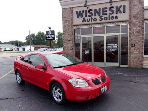 2007 Pontiac G5 for sale in Green Bay, WI