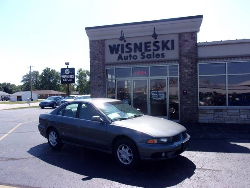 2003 Mitsubishi Galant For Sale At Wisneski Auto Sales, Inc.   Packerland  Dr.