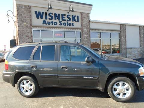 2005 GMC Envoy for sale in Green Bay, WI