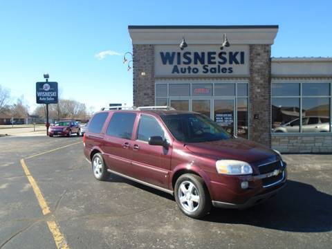 2008 Chevrolet Uplander for sale in Green Bay, WI