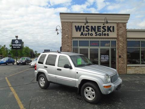 2002 Jeep Liberty for sale in Green Bay, WI