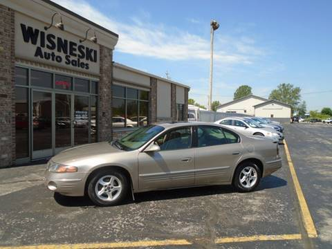 2000 Pontiac Bonneville for sale in Green Bay, WI