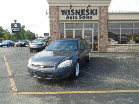 2008 Chevrolet Impala for sale in Green Bay, WI