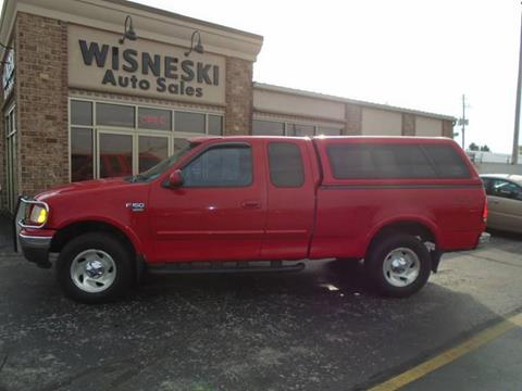 2000 Ford F-150 for sale in Green Bay, WI