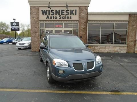 2006 Pontiac Montana SV6 for sale in Green Bay, WI