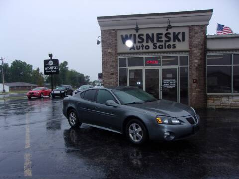 2005 Pontiac Grand Prix for sale at Wisneski Auto Sales, Inc. in Green Bay WI