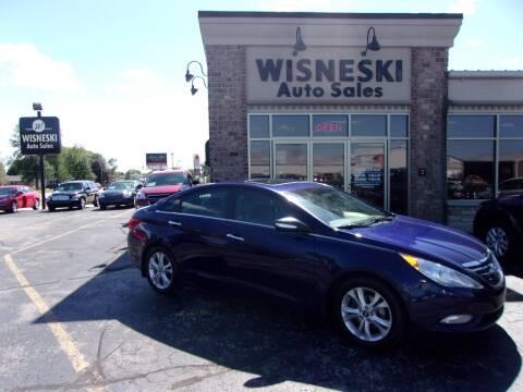 2011 Hyundai Sonata for sale at Wisneski Auto Sales, Inc. in Green Bay WI