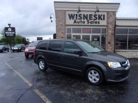 2011 Dodge Grand Caravan for sale at Wisneski Auto Sales, Inc. in Green Bay WI