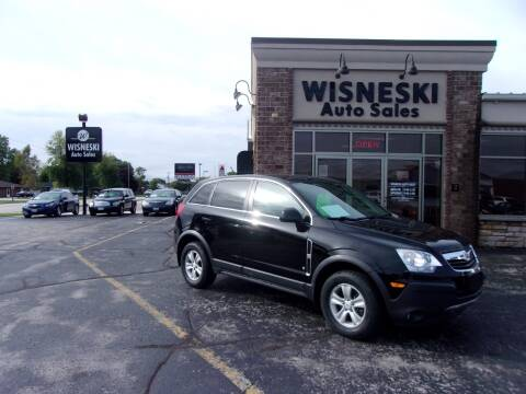 2009 Saturn Vue for sale at Wisneski Auto Sales, Inc. in Green Bay WI