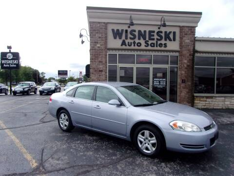 2006 Chevrolet Impala for sale at Wisneski Auto Sales, Inc. in Green Bay WI