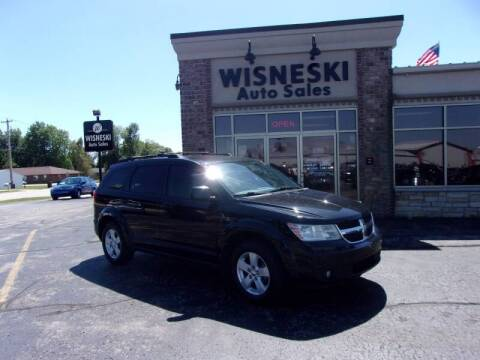 2010 Dodge Journey for sale at Wisneski Auto Sales, Inc. in Green Bay WI