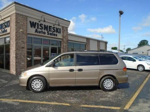 2004 Honda Odyssey for sale at Wisneski Auto Sales, Inc. in Green Bay WI