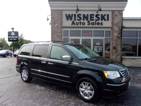 2008 Chrysler Town and Country for sale at Wisneski Auto Sales, Inc. in Green Bay WI