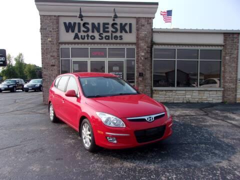 2009 Hyundai Elantra for sale at Wisneski Auto Sales, Inc. in Green Bay WI