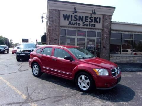 2007 Dodge Caliber for sale at Wisneski Auto Sales, Inc. in Green Bay WI