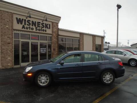 2007 Chrysler Sebring for sale at Wisneski Auto Sales, Inc. in Green Bay WI