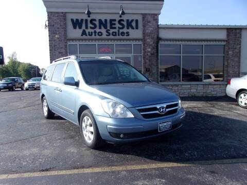 2007 Hyundai Entourage for sale at Wisneski Auto Sales, Inc. in Green Bay WI
