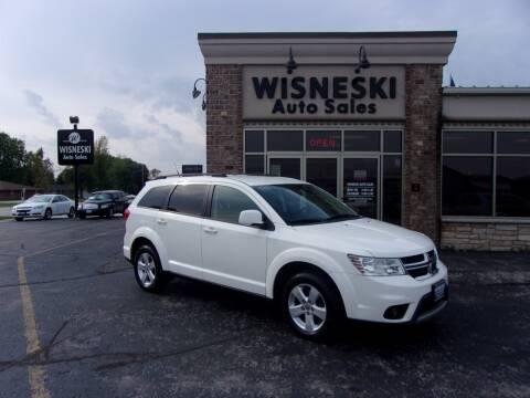 2011 Dodge Journey for sale at Wisneski Auto Sales, Inc. in Green Bay WI