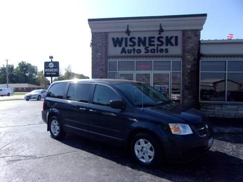 2008 Dodge Grand Caravan for sale at Wisneski Auto Sales, Inc. in Green Bay WI