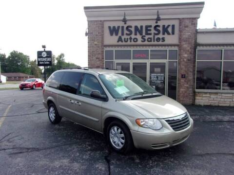 2007 Chrysler Town and Country for sale at Wisneski Auto Sales, Inc. in Green Bay WI