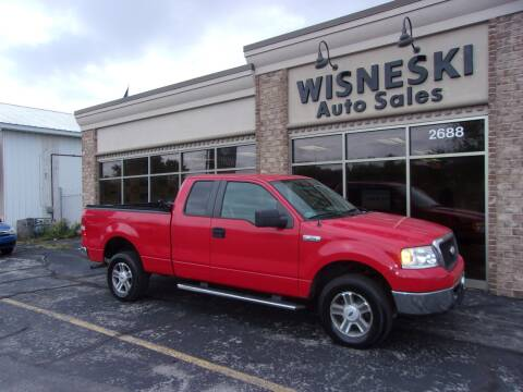 2007 Ford F-150 for sale at Wisneski Auto Sales, Inc. in Green Bay WI