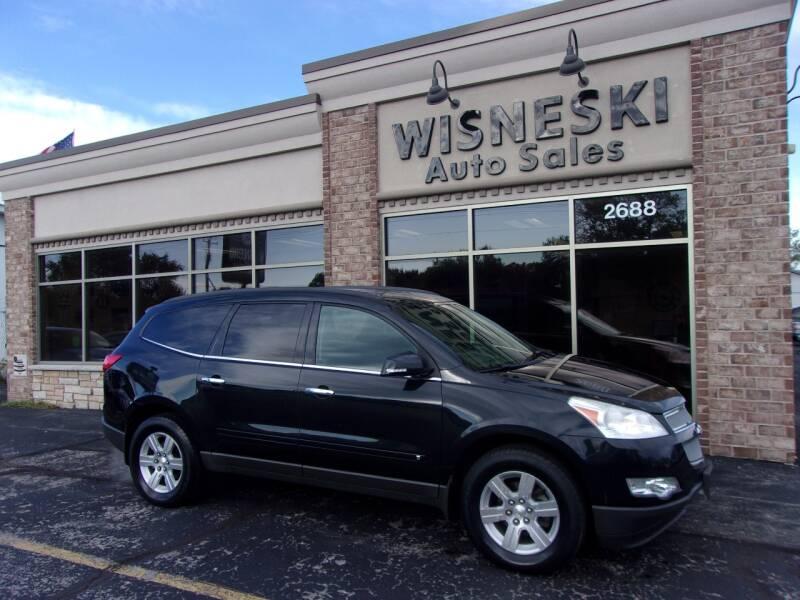 2010 Chevrolet Traverse for sale at Wisneski Auto Sales, Inc. in Green Bay WI