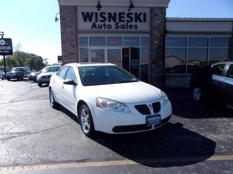 2007 Pontiac G6 for sale at Wisneski Auto Sales, Inc. in Green Bay WI