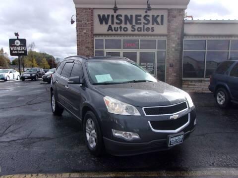 2009 Chevrolet Traverse for sale at Wisneski Auto Sales, Inc. in Green Bay WI