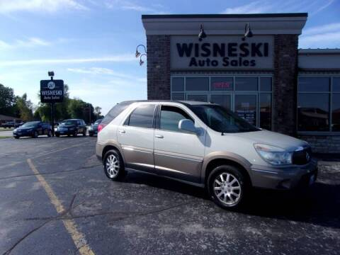 2006 Buick Rendezvous for sale at Wisneski Auto Sales, Inc. in Green Bay WI
