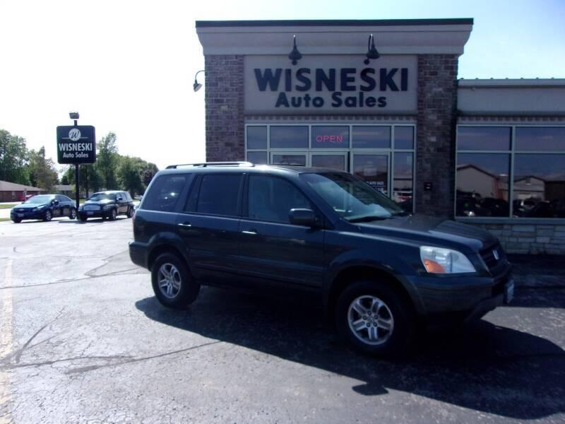 2005 Honda Pilot for sale at Wisneski Auto Sales, Inc. in Green Bay WI