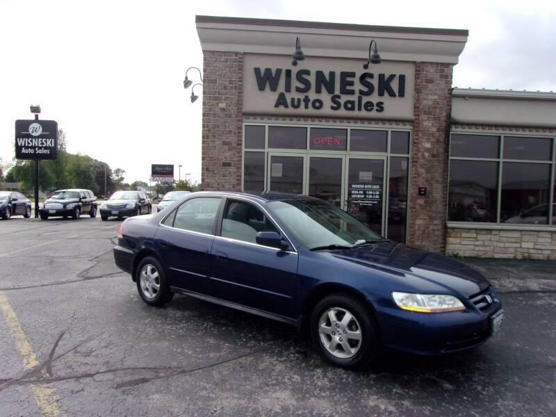 2002 Honda Accord for sale at Wisneski Auto Sales, Inc. in Green Bay WI