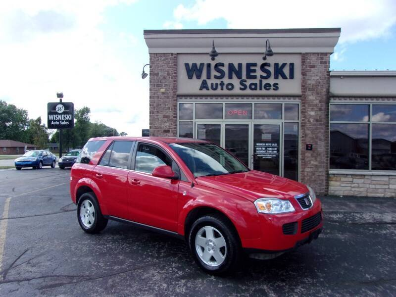 2007 Saturn Vue for sale at Wisneski Auto Sales, Inc. in Green Bay WI