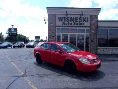 2010 Chevrolet Cobalt for sale at Wisneski Auto Sales, Inc. in Green Bay WI