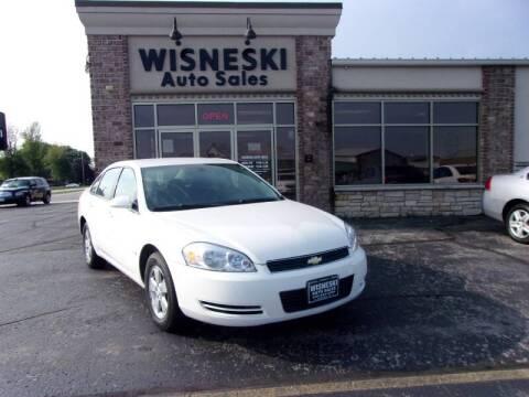 2006 Chevrolet Impala for sale at Wisneski Auto Sales, Inc. in Green Bay WI