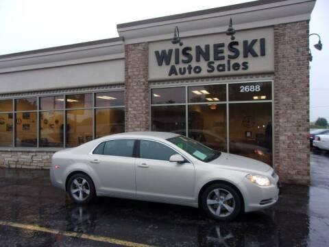 2011 Chevrolet Malibu for sale at Wisneski Auto Sales, Inc. in Green Bay WI
